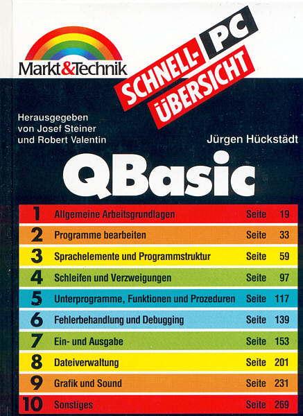 Qbasic Befehle